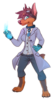 Di (By Radiation Dragon) by TheTomboyWithTheHats