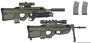 f2000 variations by ZoMb1e-M4N