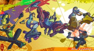 Jet Set Radio by BistroD