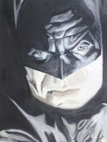 BATMAN:War on Crime by bensonput