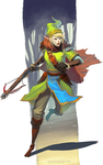 Linkle by DanHowardArt