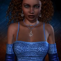 VooDoo Glam by parrotdolphin