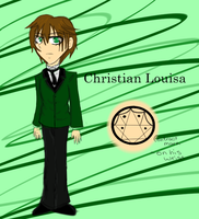 Christian Louisa - Colour *Full by ECookie