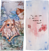Bookmark Commission by Capukat