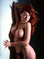 Iryna topless by martyUK