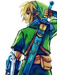 Skyward Link by manreeworks