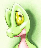 Bust: Cynquafoil by SkooIsCoo