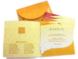 wedding card for sikh's by samhyd