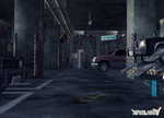 REDC - RPD Parking lot by deexie
