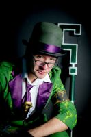 The Riddler by Lushors