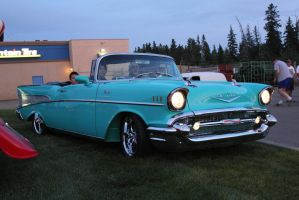 Custom Topless '57 by KyleAndTheClassics