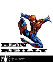 Ben Reilly by ParisAlleyne