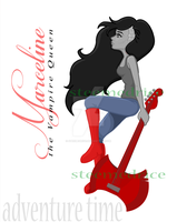 Marceline by steemedrice