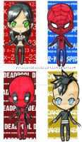 Mini Marvel by PrincessBlackRabbit