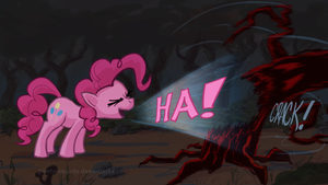 Laugh Attack by GiantMosquito