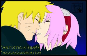 NaruSaku I Wanna Be... by ASSASSINBIATCH