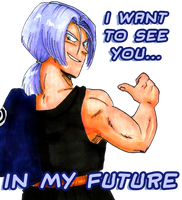 Trunks Valentine by agra19