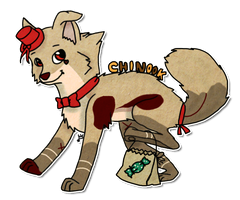 Chinook [Contest Entry!] by MintiiBlast