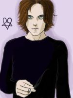 Ville Valo by the-foolish-princess