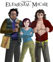The Revised Trio by MHG5