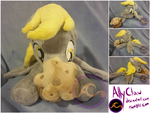 Derpy and Her Muffin by AllyClaw