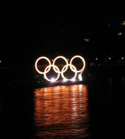 Olympic London by Night 2 by hexgirl911