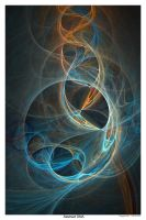 Abstract DNA by TomWilcox