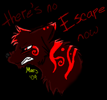 There's No Escape, Now by xBadgerclaw