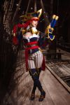 Captain Fortune by JubyHeadshot