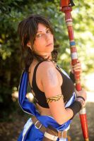 Fang Cosplay - FF13 by LadyDaniela89