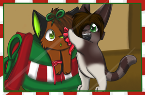 You Are The Gift Silly! by KittenthePsycho