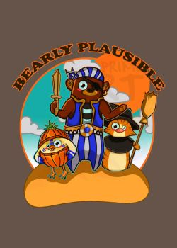Bearly Plausible by Whammeh