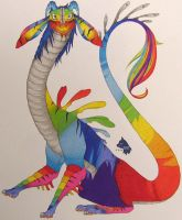 Colors The Longneck by fanchielover15