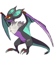 Noivern by JelloJolteon2000