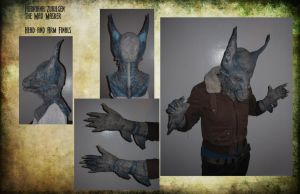 Haze- Finish Head and Arms by Terra-fen