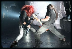 ARCH ENEMY by livephotos