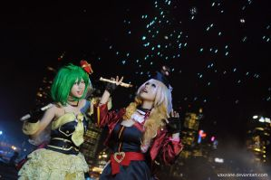 Macross F - Year End Concert by vaxzone