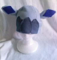 Glaceon hat by CaptHansIsMyMaster