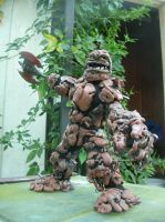 Clayface by TBolt66