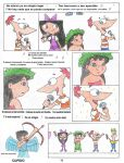 Phineas Ferb Stitch- pag 12 by firerirock