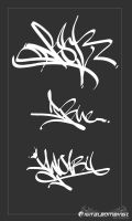 handstyle 09 by SikWidInk