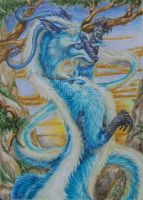 ACEO trade with ELOREN LEIANOR by teiirka