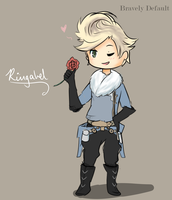 Bravely Default- Ringabel by Windaura