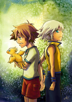 KH: Guarding You by Anyarr