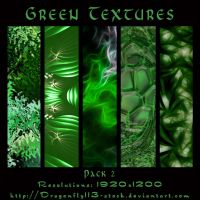 Green Textures Pack 2 by BFstock