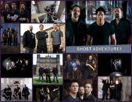 Ghost Adventures Collage by Shadowplay27