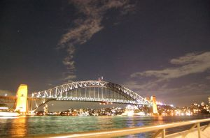 Sydney by tterminet