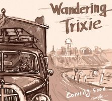 Wandering Trixie cover art by Ulyanovetz