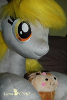 Big Derpy with a little buddy by LanaCraft