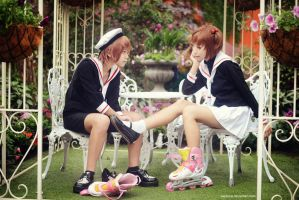 Cardcaptor Sakura - The Summer Holiday by vaxzone